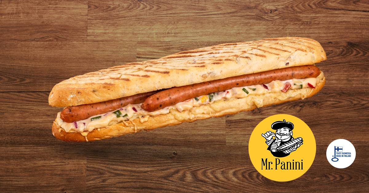 Hot Dog panini